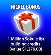 nicklebonus